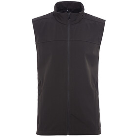 axant Alps softshell bodywarmer Heren zwart